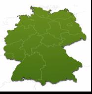 Fläche von Deutschland