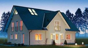 Energieeffizienz-Haus von Viebrockhaus. Quelle: Viebrockhaus